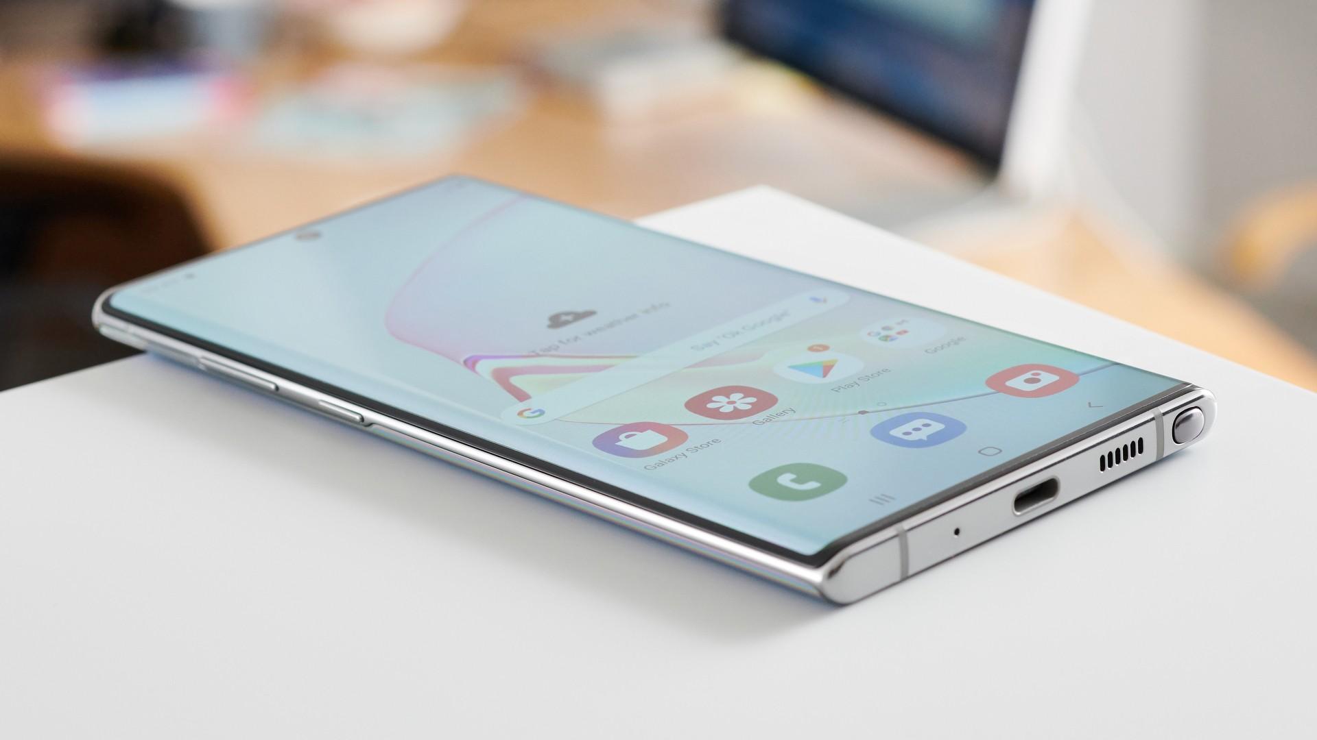 Samsung Galaxy Note 10 Plus в МТС